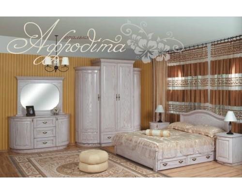 Кровать Афродита с ящиками