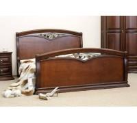 Кровать Омега Люкс высокая с ковкой