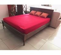 Кровать Альматея (прямое изголовье)