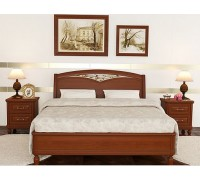 Кровать Омега Комфорт с ковкой