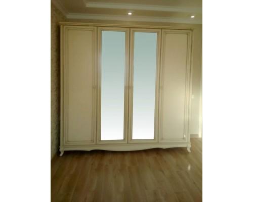 Шкаф В-н 4-х дверный