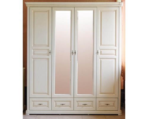 Шкаф Виктория 4-х дверный