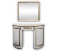 Туалетный столик Венера радиусный