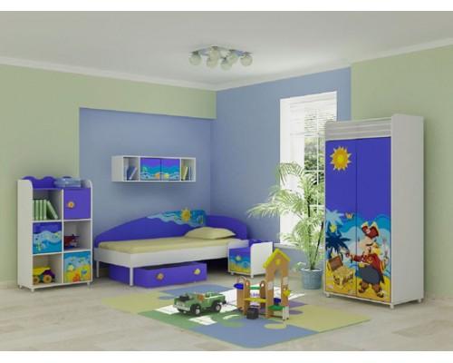 Кровать Ocean 11-6