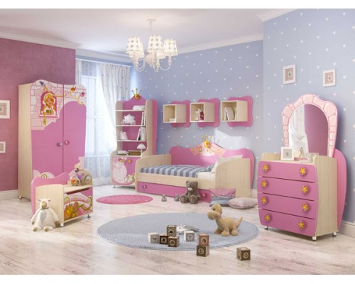 Спальня Cinderella