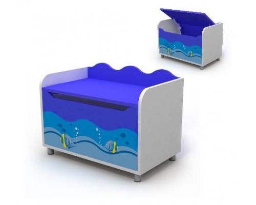 Комод  для игрушек Ocean-22