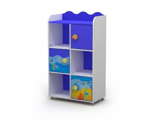 Шкаф Ocean книжный 2