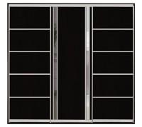 Шкаф-купе  Класик 3-х дверный с комбинированными фасадами