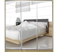 Шкаф-купе  Стандарт 3-х дверный Зеркало
