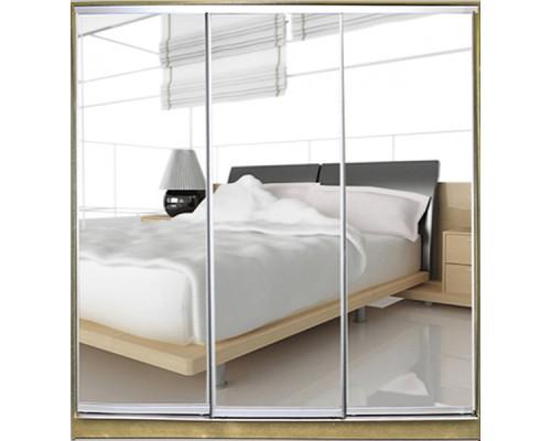 Шкаф-купе  Класик 3-х дверный Зеркало