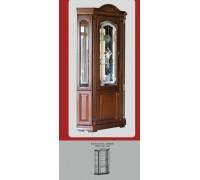 Витрина Элеонора с дверкой
