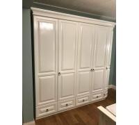 Шкаф Омега 5-ти дверный (4+1)